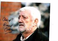 Bernard Cribbins Autograph - Doctor Who - Signed 12x8 Photo - Handsigned 10 X 8