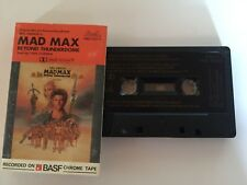 MAD MAX...  Beyond Thunderdome - - Rare Australian INTERFUSION Cassette (Tape)