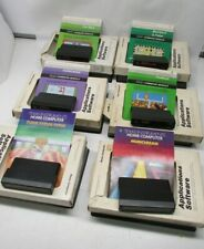 Lot of 6 COMMAND MODULES CIB Games for Texas Instruments 99/4A Home Computer