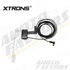 XTRONS Glass Mount Active DAB Digital Car Radio Head Unit SMA Aerial Antenna