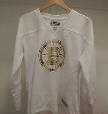 NHL REEBOK Boston Bruins Fashion Hockey Jersey New Womens X-LARGE