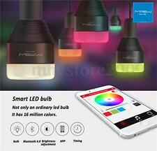 MIPOW E27 5W Bluetooth Smart IOS Android App Control RGB LED Lighting Lamp Bulb