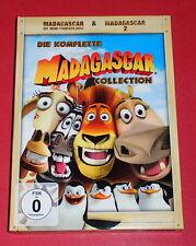 Madagascar & Madagascar 2 (Collection) -- 3er-DVD