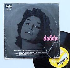 """LP Dalida  """"Dalida - Miguel"""" - 25cm - (B/TB)"""
