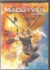 MacGyver: Season 1 (Dvd, 2018, 5-Disc Set) Factory Sealed