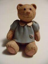 Debby Rubis Collectible Teddy Bear 1985