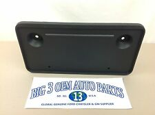 92-96 Ford F-150 Bronco 92-97 F-250 F-350 Front License Plate BRACKET New OEM