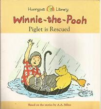 Winnie-the-Pooh Piglet Is Rescued  Based on A A Milne PB 1998 Honeypot Library