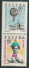 Poland stamps MNH Philately (Mi. 1852-53)