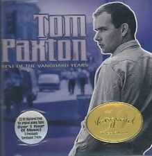 Best of The Vanguard Years 0015707956123 by Tom Paxton CD