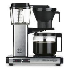 Moccamaster KBG 741 AO Yellow Pepper 10 Tassen Filter-Kaffeemaschine