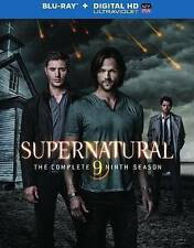 Supernatural: The Complete Ninth Season (Blu-ray Disc, 2014, 4-Disc Set, Canadi…