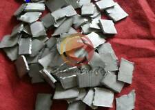 100 grams 99.8% High Purity Electrolytic Cobalt Co Metal Sheet