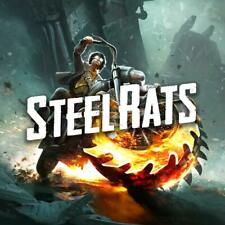 Steel Rats - STEAM KEY - Code - Download - Digital - PC, Mac & Linux