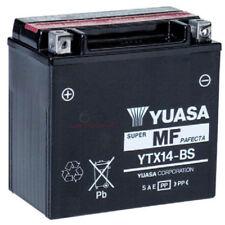 BATTERIA YUASA YTX14-BS 12 V 12 AH CAGIVA CANYON RIVER 500 ELEFANT 750 900