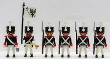 Prussia Protezione Soldati Ufficiale Bandiera Playmobil per Hussard Vs Napoleone