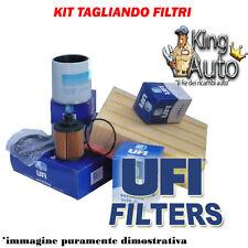 KIT FILTRI TAGLIANDO UFI FORD C-MAX 1600 TDCI  55.170.00