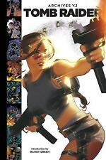 Tomb Raider Archives Volume 2 by Dan Jurgens (2017, Hardcover)