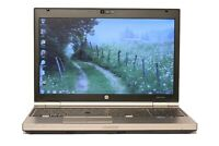 "HP Elitebook 8560p, 15.6"" Laptop, Core i5, HDMI, 6/8/16Gb, HDD or SSD, Win 7/10"