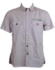 Stone Island Men's Shirt Light Purple (SIST009)