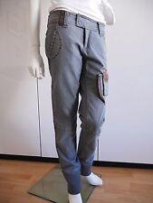 NEU MISS SIXTY Jeans Hose Cargohose Military Gr.28 29 Schmetterling Damen Women