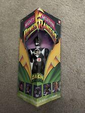 Mighty Morphin Power Rangers 8? Zach Black Ranger