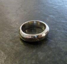 Schlichter Silberring Mexx 925er Sterling Silber Ring Gr. 57,5