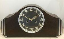 RESTORED to Battery Original Mantel Clock #1558