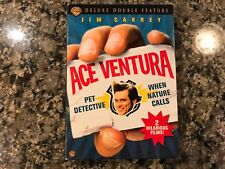 Ace Ventura Pet Detective & When Nature Calls Dvd! (See) Who's Harry Crumb