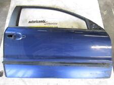 FIAT BRAVO SX 1.9 TD DIESEL 5M 55KW (1998) RICAMBIO PORTA ANTERIORE DESTRA 46528