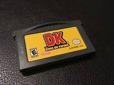 DK: Donkey Kong - King of Swing (Nintendo Game Boy Advance, 2005) GBA