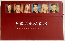 Friends - The Complete Series Collection (DVD, 2006, 40-Disc Set, Digipak...