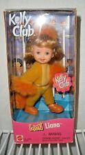 KELLY CLUB - LION LIANA  NEW MIB MATTEL 2000