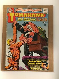 Tomahawk #101 Classic Silver Age DC Western! I combine Shipping!