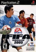 FIFA Soccer 2005 - Sony PlayStation 2 PS2