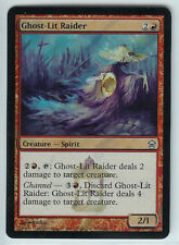 MTG Magic the Gathering DCI Promo Ghost-Lit Raider Red Saviors Foil Never Played