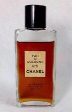 VTG VINTAGE * CHANEL N°5  EDC Perfume PARIS Eau de Cologne * 4oz