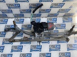 08-14 Peugeot Partner Front Wiper Motor Mechanism Linkage 0390241621 3397020955