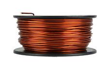 TEMCo Magnet Wire 14 AWG Gauge Enameled Copper 1lb 79ft 200C Coil Winding
