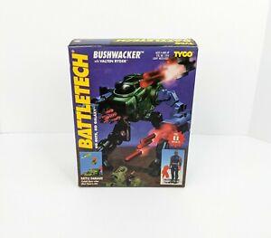 Vintage 1994 Tyco Battletech Bushwacker with Valten Ryder - NEW IN BOX NIB