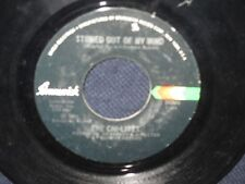 """The Chi-Lites """"Stoned Out of My Mind/Someone Elses Arms"""" 45"""