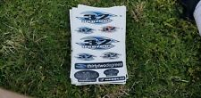 32 Degrees Sticker Sheet Nos Old School Vintage Paintball Stickers