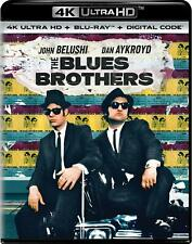 The Blues Brothers 4k Ultra HD Blu-ray Slipcover (2 Disc Set)