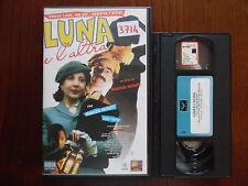 Luna e l'altra (Maurizio Nichetti, Iaia Forte, Eva Robin's) - VHS ed. Eagle rara