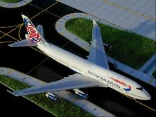 British Asia Airways B747-400 (G-CIVB), 1:400, Gemini Jets