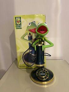 Disney Kermit Candlestick Telephone