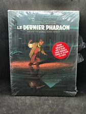 Bd Blake et Mortimer Le  Dernier Pharaon-Edition Bibliophile N.&B.num.+Ex-libris