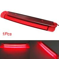 12V Red 18 LED Car Tail Third Stop Reversing Light Bar High Mount 3rd Brake Lamp