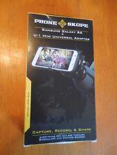 New Phone Skope Samsung Galaxy S6 + U-1 Mini Universal Optics Adapter NEW sealed