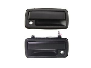 For S10 Blazer Gmc Envoy Sonoma Bravada Front Outer Left Right Pair Door Handle